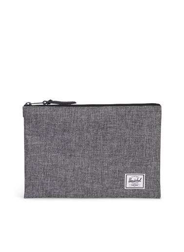 Herschel Clutch / El Çantası | Network Large Gri